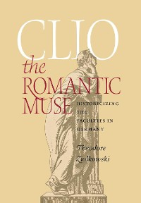 Cover Clio the Romantic Muse