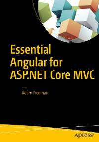 Cover Essential Angular for ASP.NET Core MVC