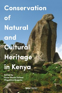 Cover Conservation of Natural and Cultural Heritage in Kenya