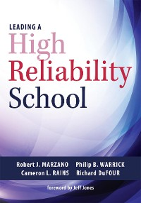 Cover Leading a High Reliability School