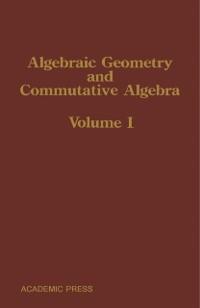Cover Algebraic Geometry and Commutative Algebra