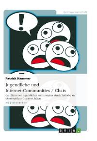 Cover Jugendliche und Internet-Communities / Chats
