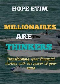 Cover Millionaires are Thinkers