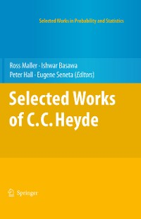 Cover Selected Works of C.C. Heyde