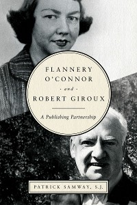 Cover Flannery O'Connor and Robert Giroux