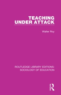 Cover Teaching Under Attack
