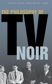 Cover The Philosophy of TV Noir