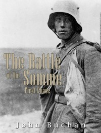 Cover Battle of the Somme First Phase