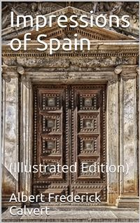 Cover Impressions of Spain