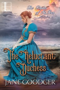 Cover The Reluctant Duchess