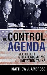 Cover The Control Agenda