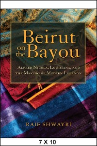 Cover Beirut on the Bayou