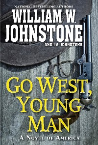 Cover Go West, Young Man
