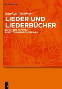 Cover Lieder und Liederbücher