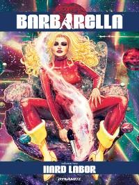 Cover Barbarella (2017), Volume 2