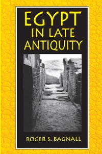 Cover Egypt in Late Antiquity