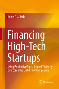 Cover Financing High-Tech Startups