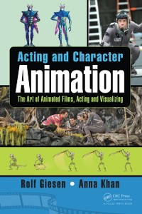 Cover Acting and Character Animation