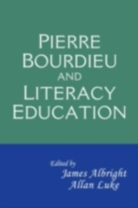 Cover Pierre Bourdieu and Literacy Education