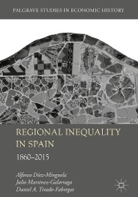 Cover Regional Inequality in Spain