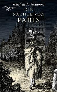 Cover Die Nächte von Paris