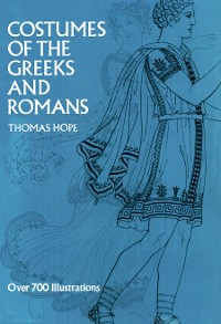 Cover Costumes of the Greeks and Romans
