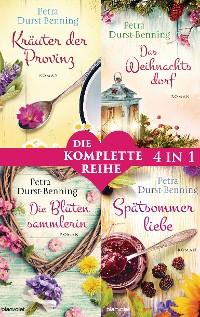 Cover Die Maierhofen-Reihe Band 1-4: - Kräuter der Provinz / Das Weihnachtsdorf / Die Blütensammlerin / Spätsommerliebe (4in1-Bundle)