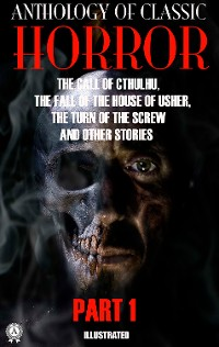Cover Anthology of Classic Horror. Part 1. Illustrated