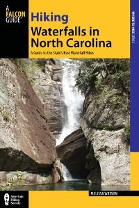 Cover Hiking Waterfalls in North Carolina