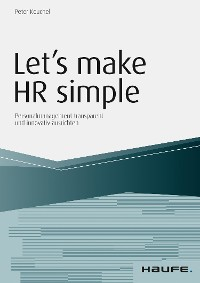 Cover Let`s make HR simple