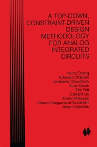 Cover Top-Down, Constraint-Driven Design Methodology for Analog Integrated Circuits
