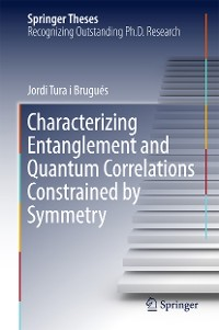 Cover Characterizing Entanglement and Quantum Correlations Constrained by Symmetry