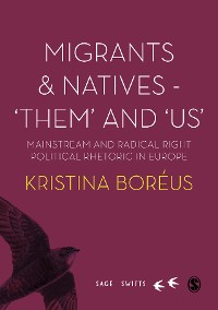 Cover Migrants and Natives - 'Them' and 'Us'