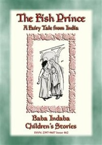 Cover THE FISH PRINCE - A Fairy Tale from India