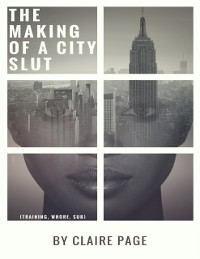 Cover Making of a City Slut (Training, Whore, Sub)