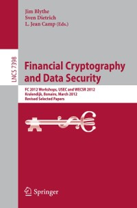 Cover Financial Cryptography and Data Security