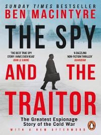 Cover The Spy and the Traitor