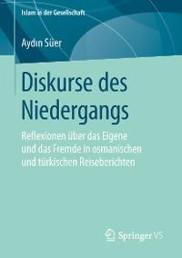 Cover Diskurse des Niedergangs