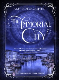 Cover The Immortal City