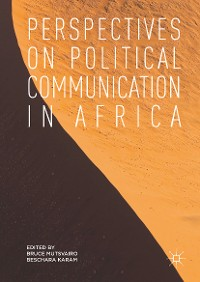 Cover Perspectives on Political Communication in Africa