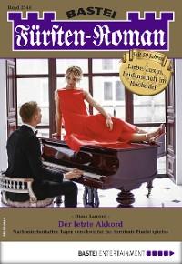 Cover Fürsten-Roman 2544 - Adelsroman
