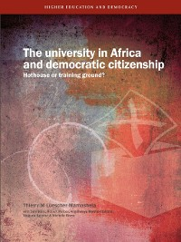 Cover The University in Africa and Democratic Citizenship