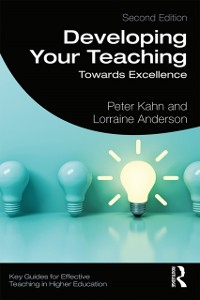 Cover Developing Your Teaching