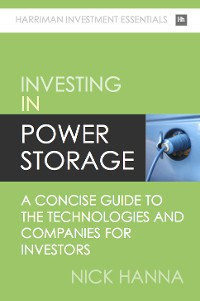 Cover Investing In Power Storage