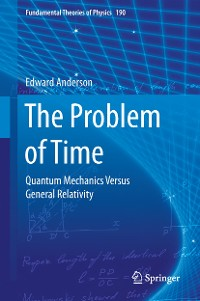 Cover The Problem of Time