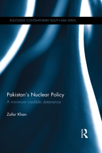 Cover Pakistan's Nuclear Policy