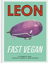 Cover Leon Fast Vegan