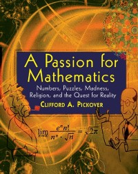 Cover Passion for Mathematics