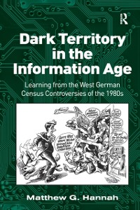 Cover Dark Territory in the Information Age