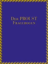 Cover Der Proust Fragebogen